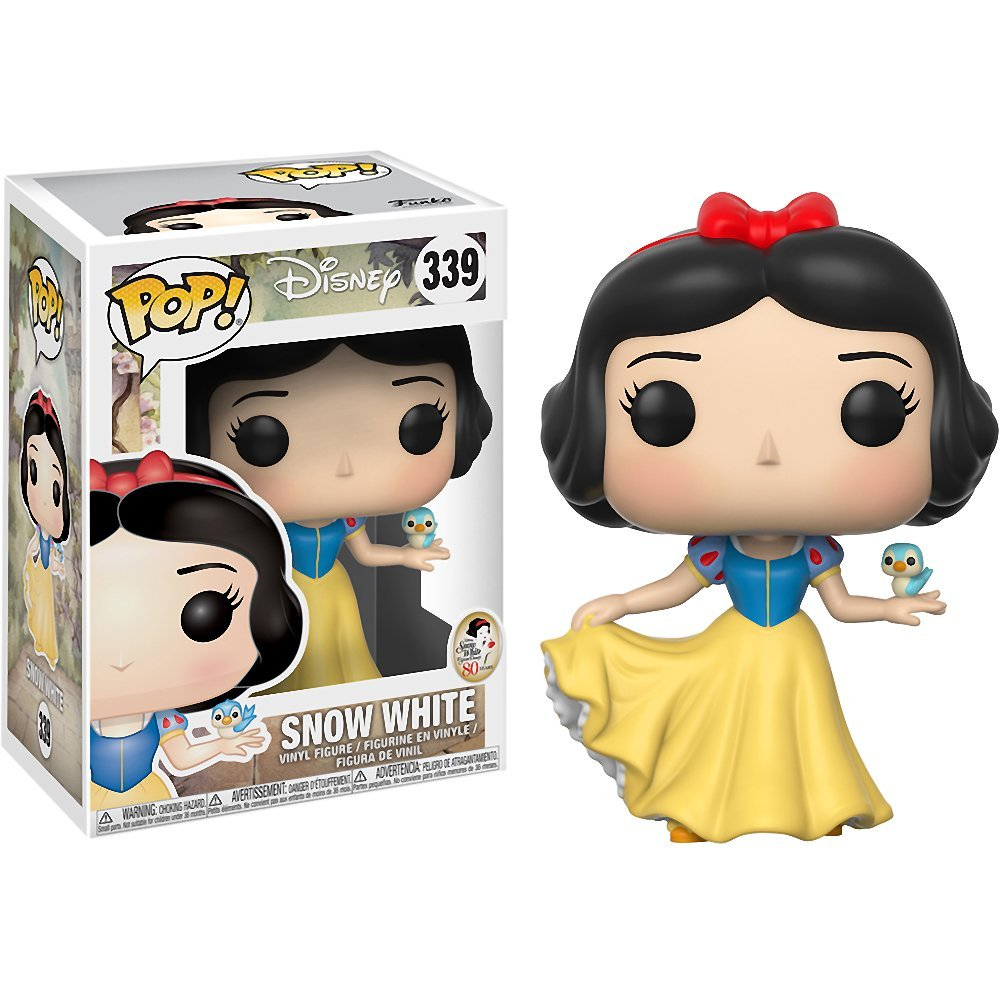 Snow White Funko Pop! Disney Snow White and the Seven Dwarfs