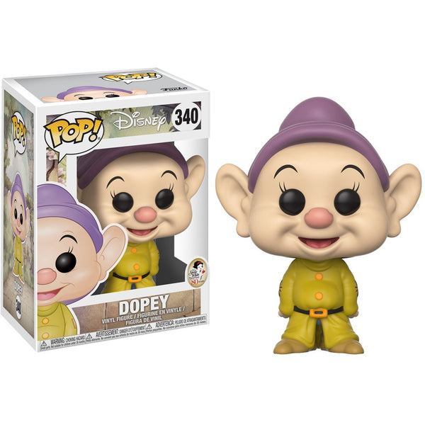 Dopey Funko Pop! Disney Snow White and the Seven Dwarfs