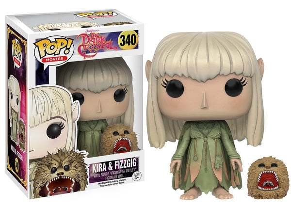 Kira and Fizzgig Funko Pop! Movies Dark Crystal