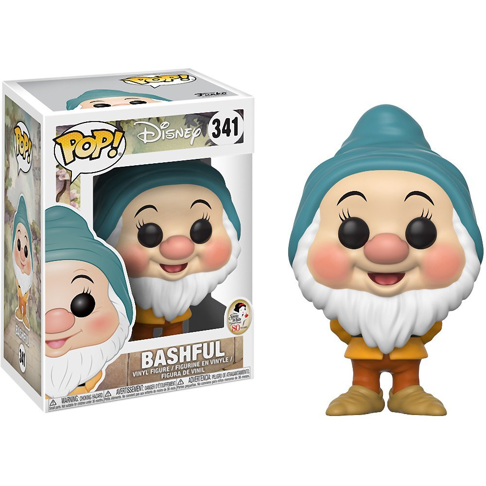 Bashful Funko Pop! Disney Snow White and the Seven Dwarfs