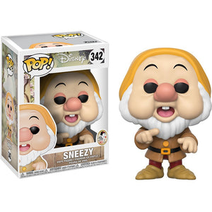Sneezy Funko Pop! Disney Snow White and the Seven Dwarfs