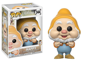 Happy Funko Pop! Disney Snow White and the Seven Dwarfs