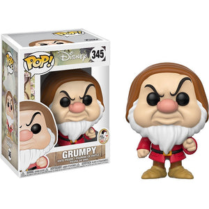 Grumpy Funko Pop! Disney Snow White and the Seven Dwarfs