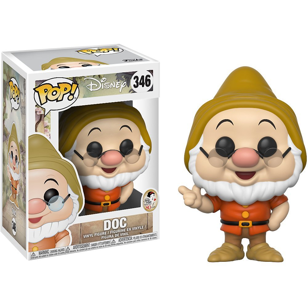 Doc Funko Pop! Disney Snow White and the Seven Dwarfs