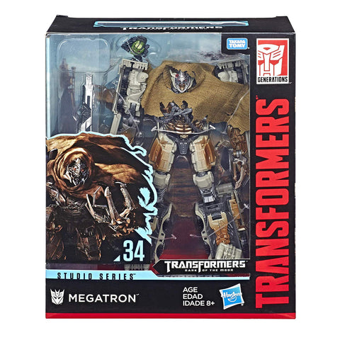 Megatron Transformers Studio Series Leader Class