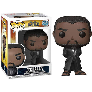 T'Challa Black Panther Funko Pop