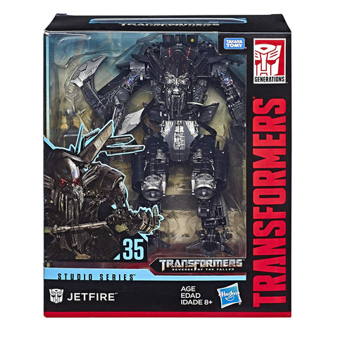 Jetfire Transformers Studio Series Leader Class