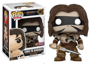 Conan the Barbarian Funko Pop! Movies Exclusive