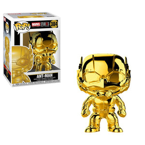 Ant-Man Gold Chrome Marvel Funko Pop