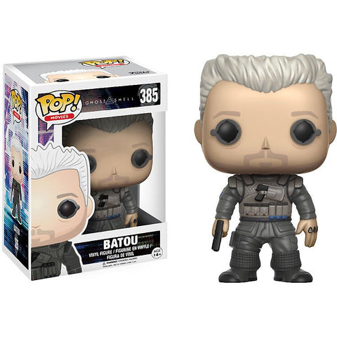 Batou Funko Pop! Movies Ghost In The Shell