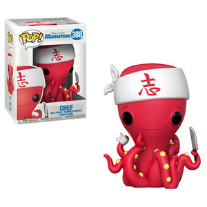 Chef Funko Pop! Disney Monsters Inc