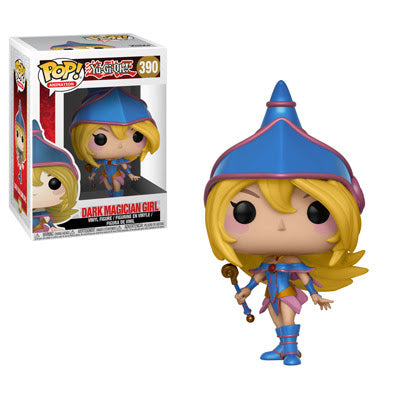 Dark Magician Girl Funko Pop! Animation Yu-Gi-Oh!