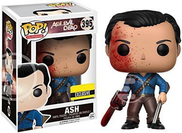 Ash Bloody Version Funko Pop! Television Ash vs Evil Dead Exclusive