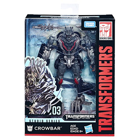 Crowbar Transformers Studio Series Deluxe Class