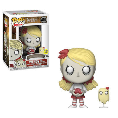 Wendy with Abigail Funko Pop Games Don't Starve