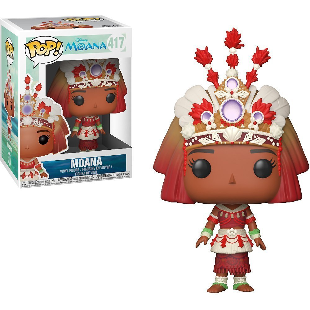 Moana Ceremony Outfit Funko Pop! Disney