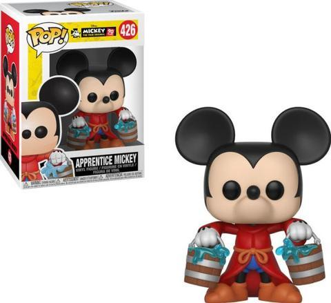 Apprentice Mickey Funko Pop! Disney Mickey's 90th Anniversary