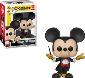Conductor Mickey Funko Pop Mickey's 90th Anniversary 12 Days of Daxie