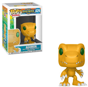 Agumon Funko Pop Animation Digimon