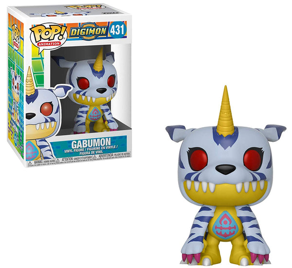 Gabumon Funko Pop Animation Digimon