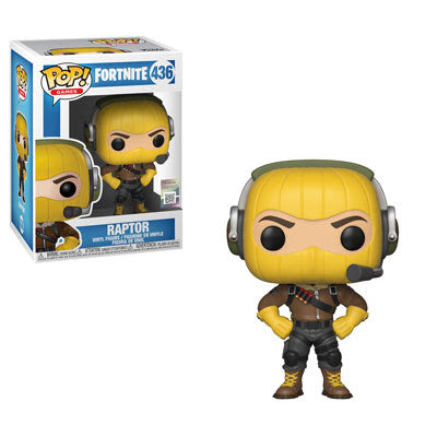 Raptor Funko Pop Games Fortnite
