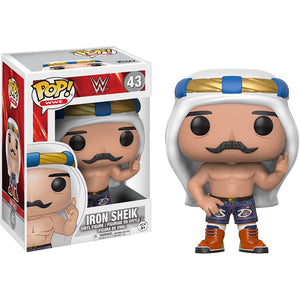Iron Sheik Funko Pop