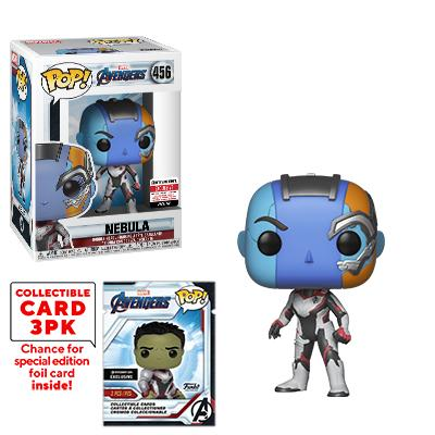 Nebula Exclusive Avengers Endgame Funko Pop