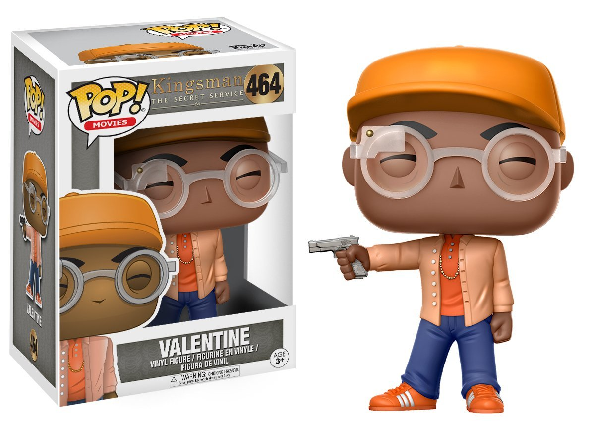 Valentine Funko Pop! Movies Kingsman