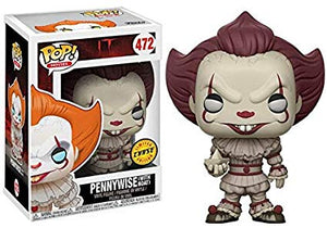 Pennywise with Boat Chase Funko 12 Days of Daxie