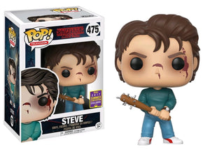 Steve Bloody with Bat Funko Pop! Television Stranger Things Summer Convention 2017 Exclusive