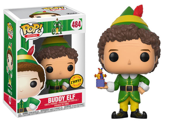 Buddy Elf Funko Pop! Holidays