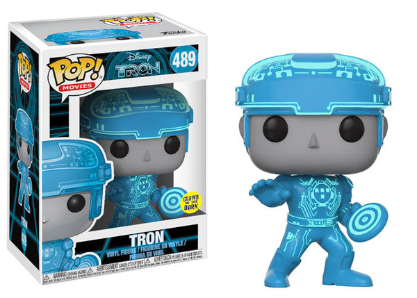 Tron Funko Pop! Disney Bundle