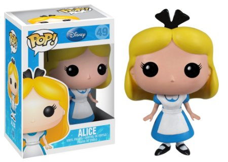 Alice Disney Funko Pop