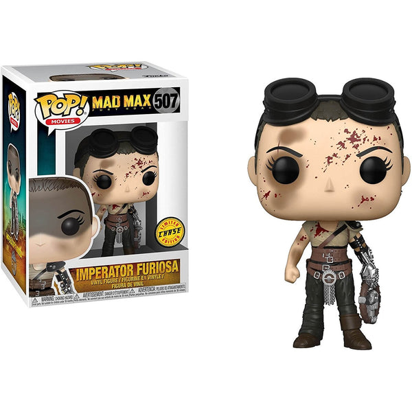 Furiosa Funko Pop! Movies Mad Max Fury Road