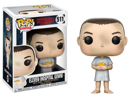 Hospital Gown Eleven Stranger Things Funko Pop