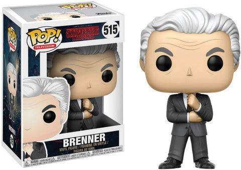 Brenner Stranger Things Funko Pop