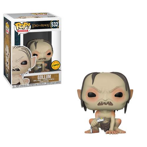 Gollum Funko Pop Lord of the Rings Chase