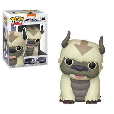 Appa Avatar the Last Airbender Funko Pop