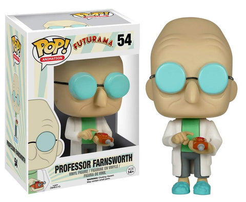 Professor Farnsworth Funko Pop Animation Futurama