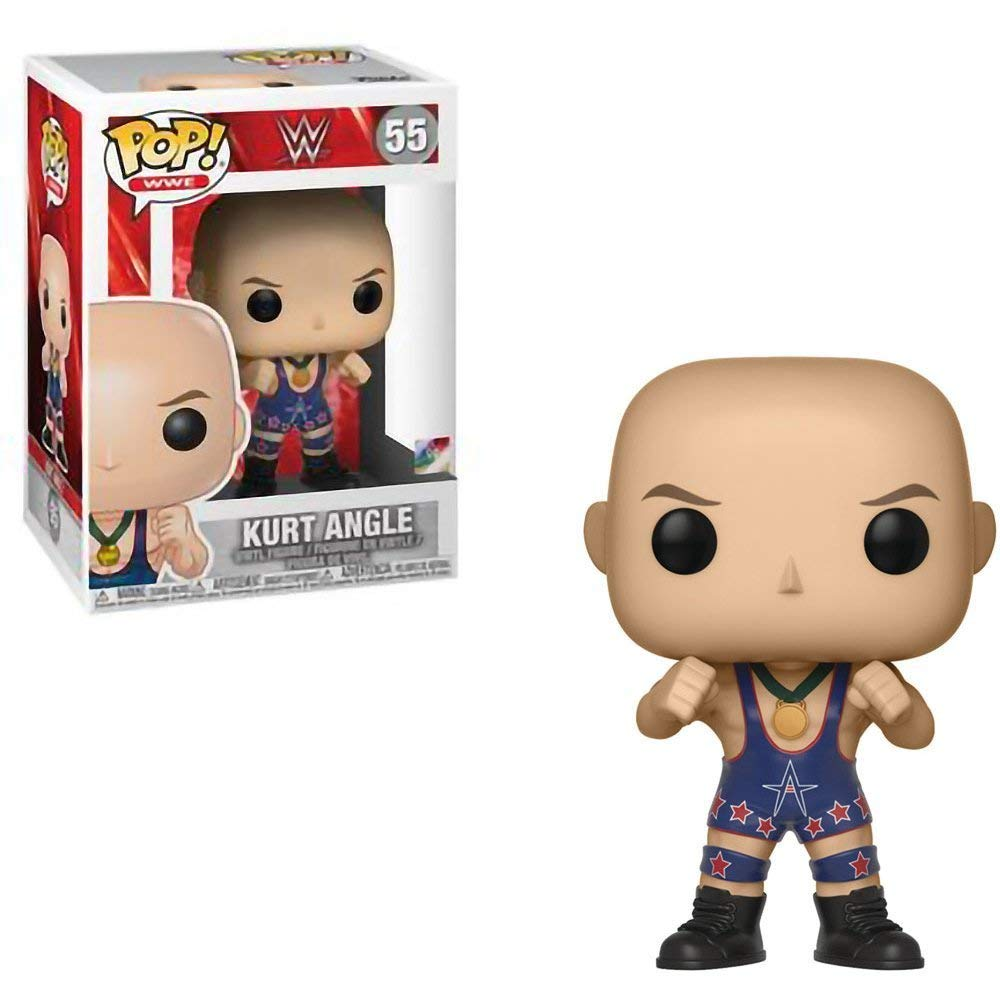 Kurt Angle Funko Pop! WWE