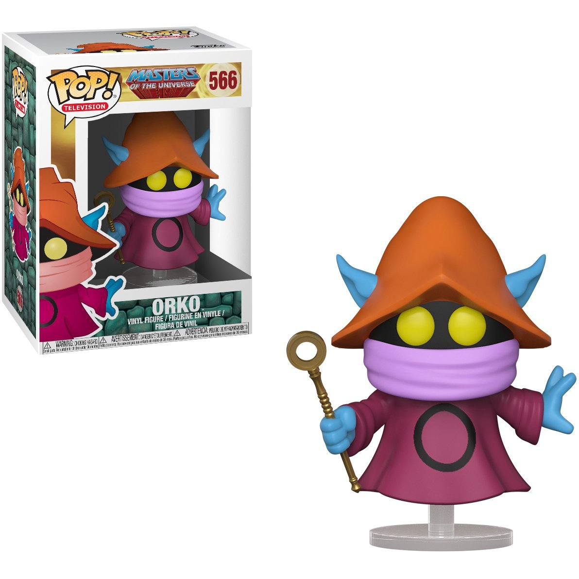 Orko Funko Pop! Television Masters of the Universe