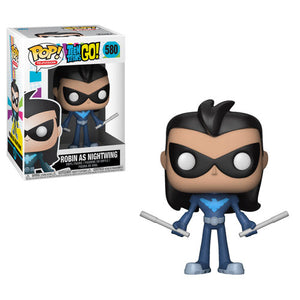 Robin as Nightwing Funko Pop! Television Teen Titans Go