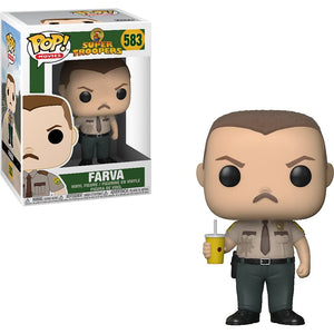 Farva Funko Pop! Movies Super Troopers
