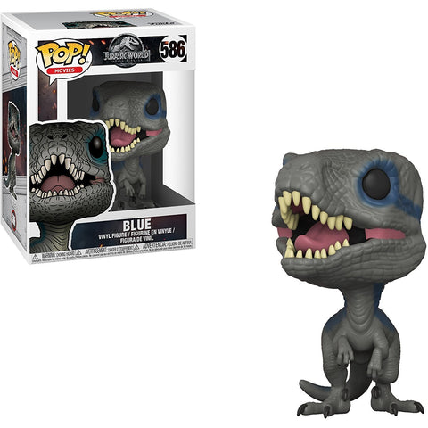 Blue Funko Pop! Movies Jurassic World