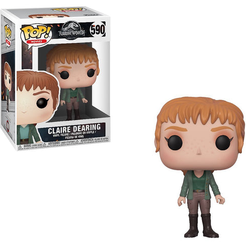 Claire Dearing Funko Pop! Movies Jurassic World
