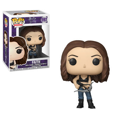 Faith Funko Pop! Television Buffy The Vampire Slayer Anniversary