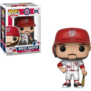 Bryce Harper Funko Pop! MLB Washington Nationals