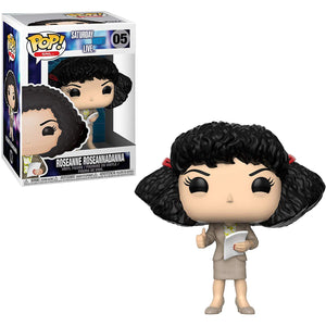 Roseanne Roseannadanna Funko Pop! Television Saturday Night Live