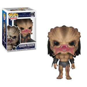 Assassin Predator Funko Pop Movies Predator