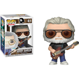 Jerry Garcia Funko Pop! Rocks